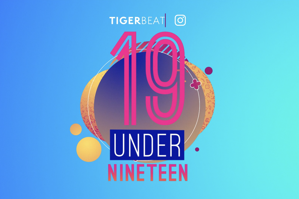 TEASER TRAILER: TigerBeat and Instagram's 19under19
