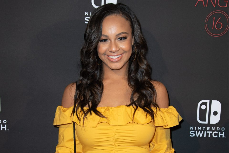 Nia Sioux Dishes On Her Holiday Song 'Best Christmas' With DJ Lela B