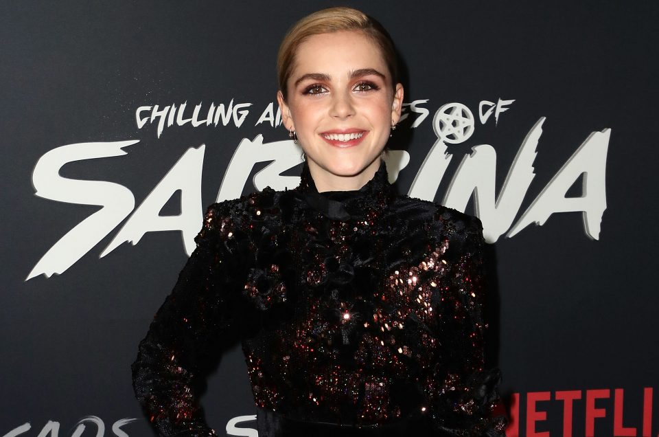 Kiernan Shipka Says 'CAOS' Season 2 is 'Bigger, Better and Scarier'