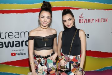 The Merrell Twins Nab Lifestyle Influencer Of The Year At The Streamy Awards: See The Full List Of Winners