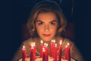 Kiernan Shipka Talks Sabrina's Relationship With Her Aunts In Recent 'CAOS' Interview