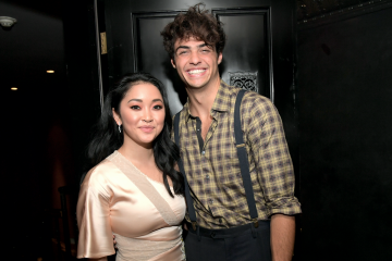 Noah Centineo and Lana Condor Take to Social Media Announcing the Start of 'To All The Boys I've Loved Before 2'