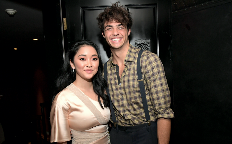 Lana Condor Dishes on Her Relationship with 'TATBILB' Costar Noah Centineo