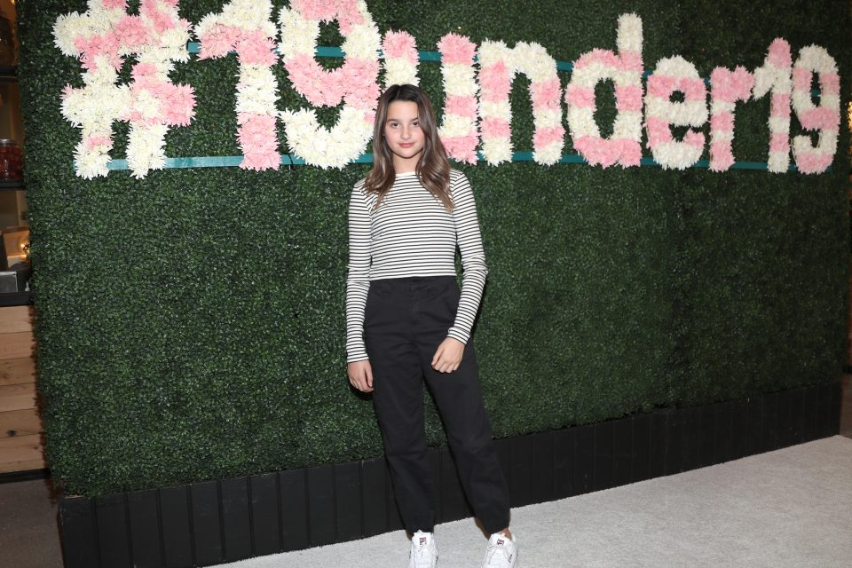 Annie LeBlanc Shares Her Best Tips for Getting Your Crush's Attention This Valentine's Day