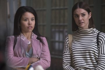 Maia Mitchell and Cierra Ramirez Dish On Reuniting With Former 'The Fosters' Co-Stars