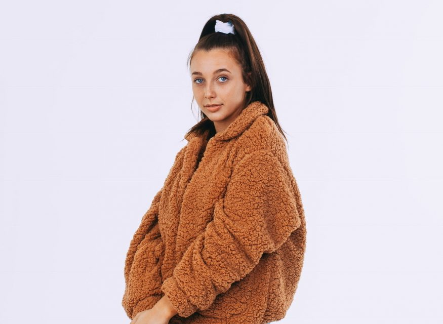 Emma Chamberlain Dishes on Her Back-in-Stock Fashion Collection 'High Key'