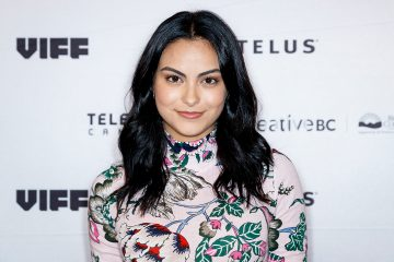 Camila Mendes And Her 'Riverdale' Family Pose For Hilarious Holiday Card