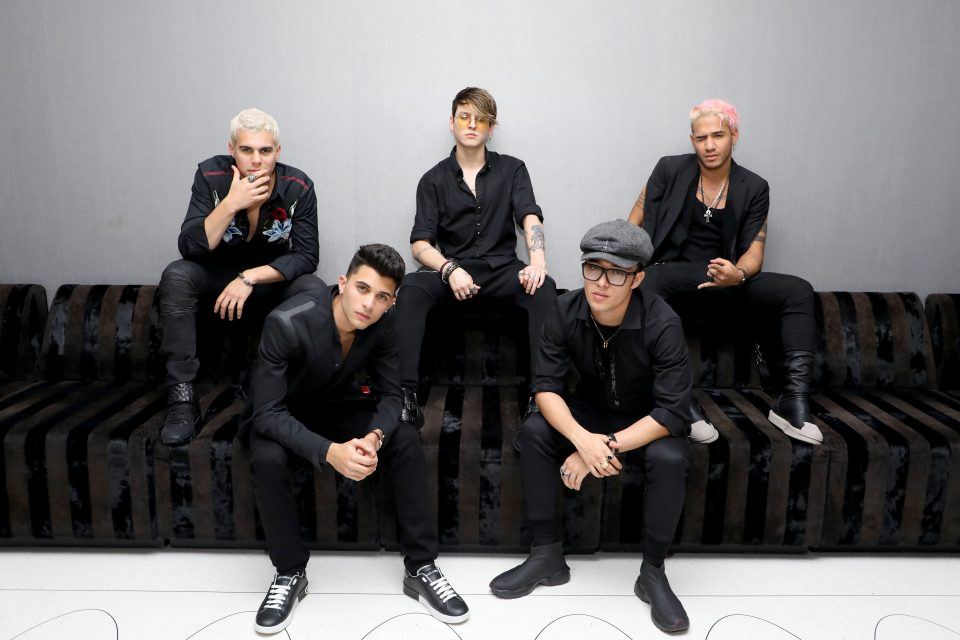 CNCO Kicks Off #HeyDJChallenge On Instagram