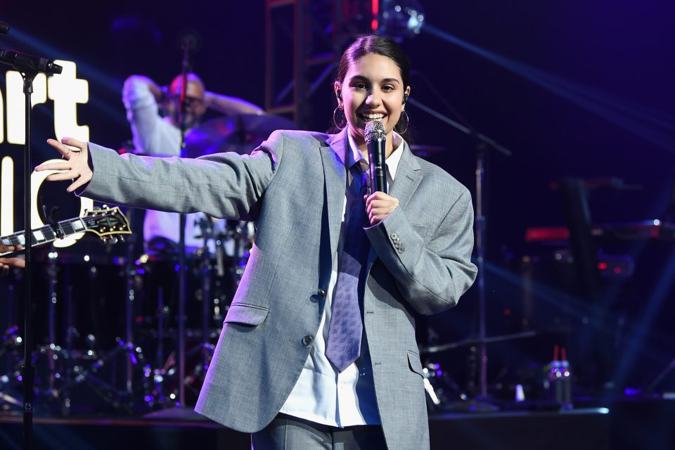 Alessia Cara Debuts New Song 'Out Of Love' With Emotional 'Tonight Show' Performance