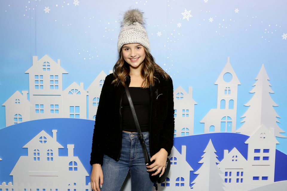 Annie LeBlanc Teams Up With Her Besties For Winter Themed 'It's Gonna Snow' Visual