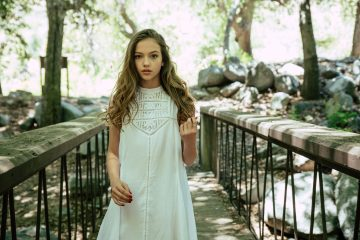 EXCLUSIVE: Jayden Bartels Reveals Behind-The-Scenes Secrets From Her 'Galaxy' Music Video Set