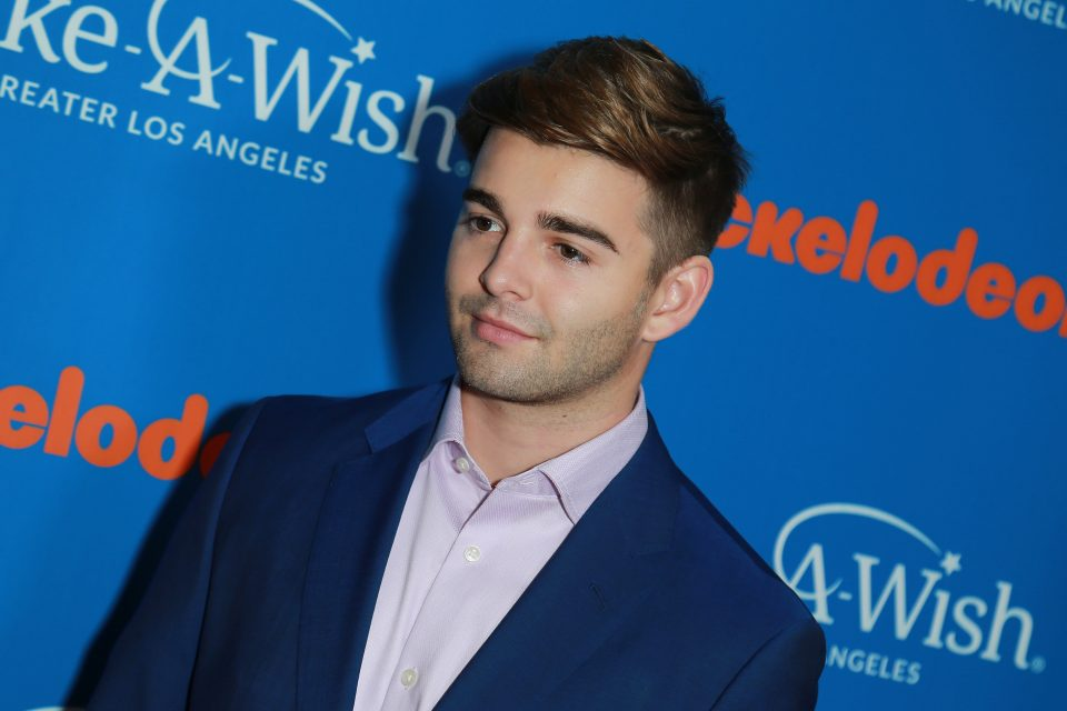 Jack Griffo Celebrates 'Alexa & Katie' Season 2 With Adorable Behind The Scenes Video