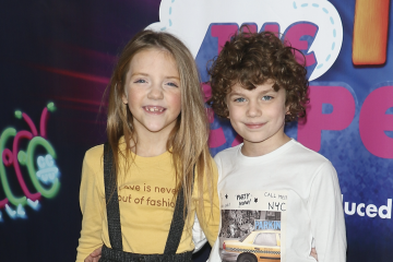 Ryan Buggle and Sadie O'Sullivan Ring in the Holidays with Fun-Filled Dance to Asher Angel's 'Snow Globe Wonderland'