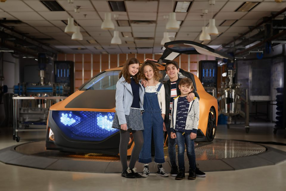Get a Sneak Peek at Disney Channel's Upcoming Series 'Fast Layne'