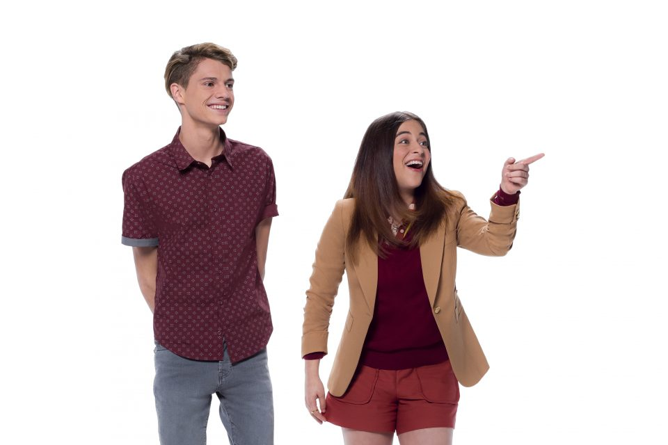 Jace Norman and Baby Ariel Share Hilarious Bloopers From 'Bixler High Private Eye'