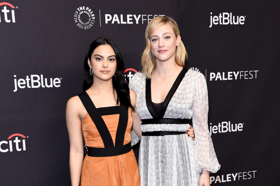 Camila Mendes Breaks Down Her Closer-Than-Ever Friendship with Lili Reinhart