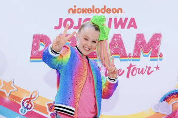 JoJo Siwa Continues Sweet 16 Celebration with Epic In-Home Bash