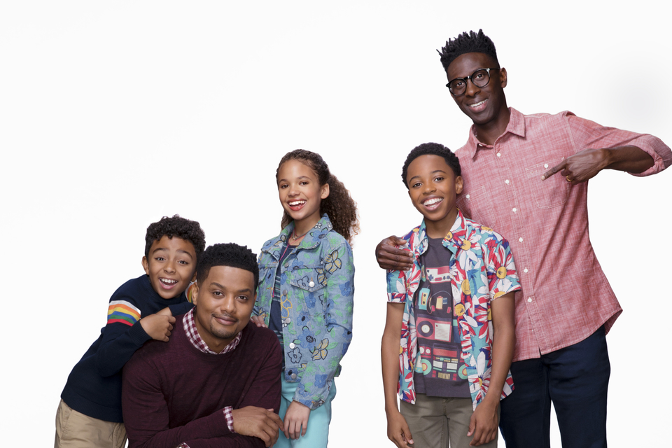PICS: Get A Sneak Peek At Upcoming Nickelodeon Show 'Cousins For Life'