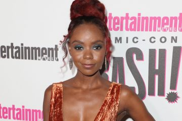 Ashleigh Murray, Skai Jackson and More Walk in NYFW Red Dress Fashion Show