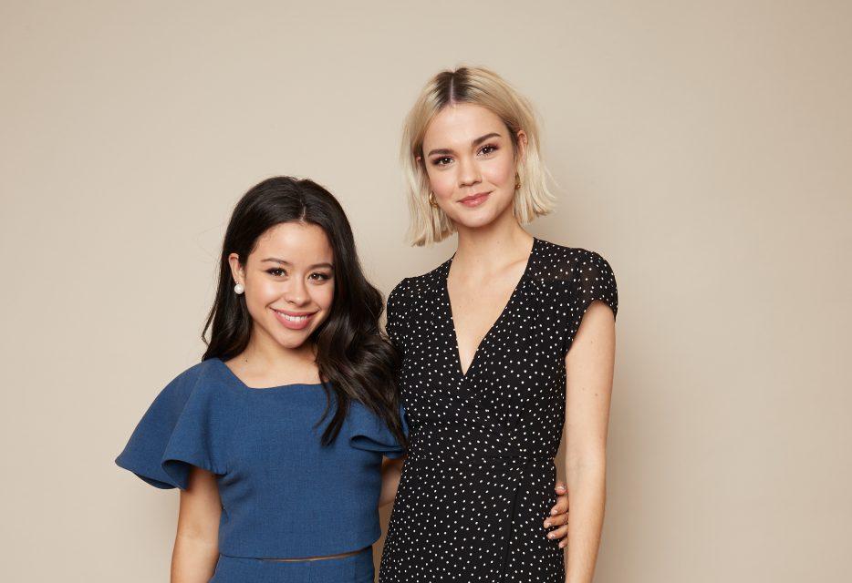 Maia Mitchell and Cierra Ramirez Emotionally React to 'Good Trouble' Season 2 Announcement