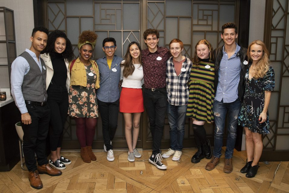 Sofia Wylie, Olivia Rodrigo and More Join the Cast of Disney Channel's Upcoming 'High School Musical' Series