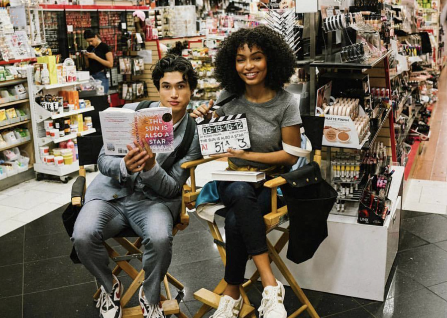 Yara Shahidi Recounts the First Time She Met 'The Sun is Also a Star' Co-Star Charles Melton