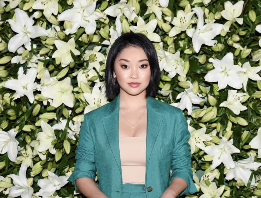 Lana Condor Teams Up With Old Navy for International Women's Day Campaign
