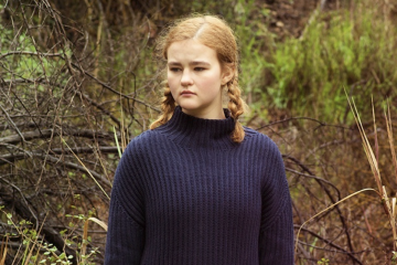 Up and Coming Actress Millicent Simmonds Stars In FRENSHIP's 'Wanted A Name' Music Video