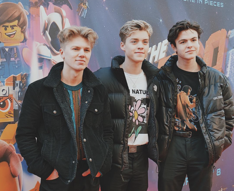 Watch: New Hope Club Sings 'Happy Birthday' to Meg Donnelly on Stage