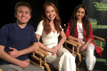 EXCLUSIVE: The Cast of 'Kim Possible' Reveals Their Personal Catchphrases
