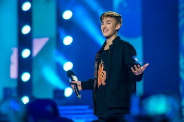 Exclusive: Johnny Orlando Talks Being Compared to Shawn Mendes and Justin Bieber