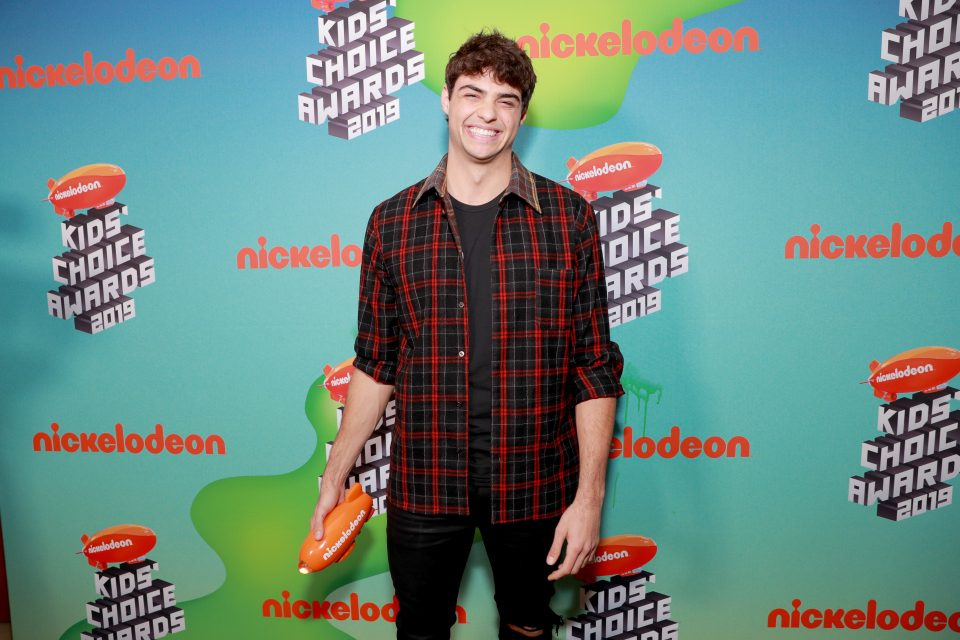 Noah Centineo Gushes About Working Alongside Camila Mendes in Upcoming Movie 'The Perfect Date'