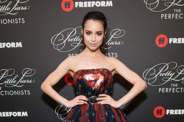 Sofia Carson Dishes on Her 'PLL: The Perfectionists' Character Ava