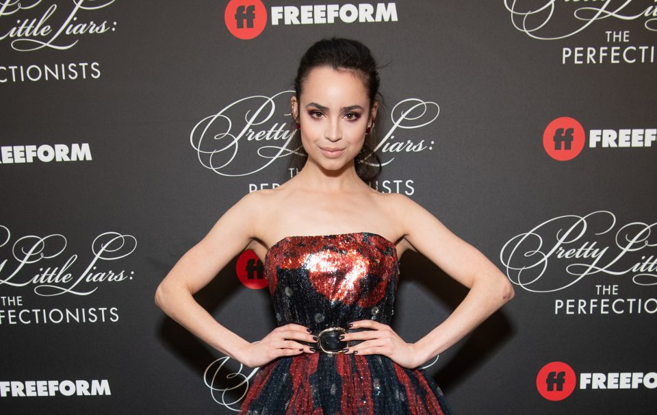 Sofia Carson, Janel Parrish and More Step Out for 'PLL:The Perfectionists' Premiere