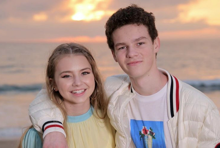 Watch: Hayden Sparks Sweet Snapchat Romance with Tegan Marie in 'Different' Visual