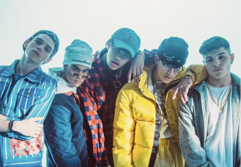 PRETTYMUCH Teases New Single 'Phases'