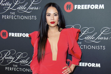 Janel Parrish Opens Up About Stepping Back in Mona's Shoes for 'PLL: The Perfectionists'