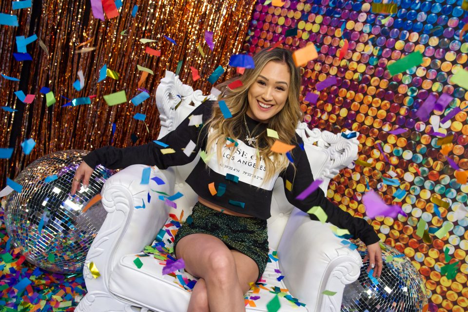 EXCLUSIVE: LaurDIY Hilariously Reacts to Her Old Prom Photos