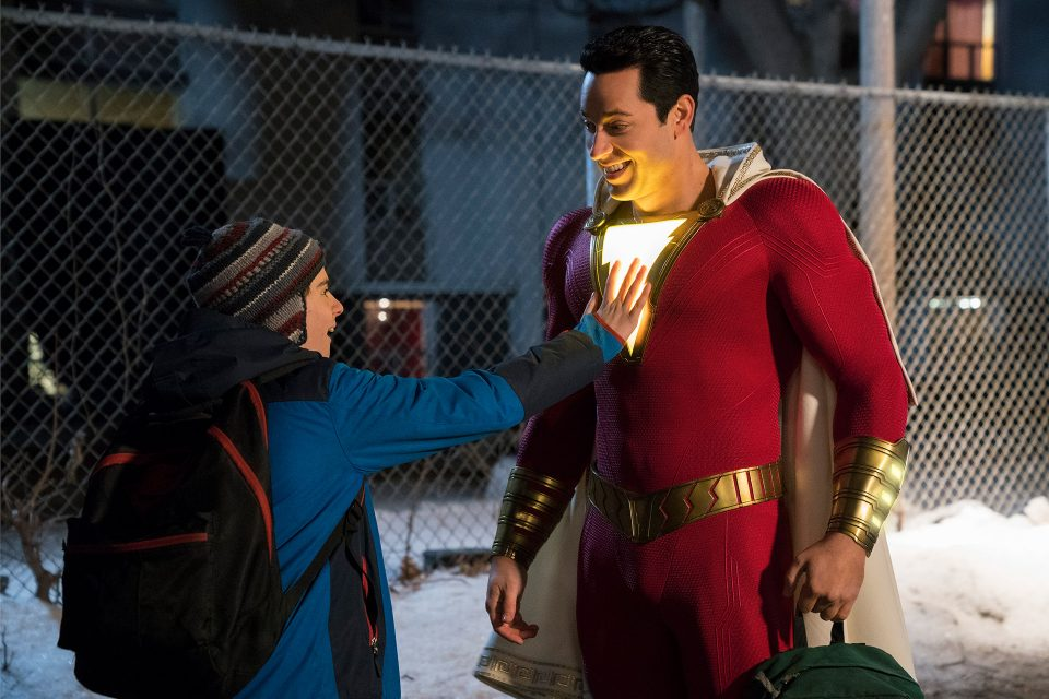 QUIZ: Which 'Shazam!' Character are You?