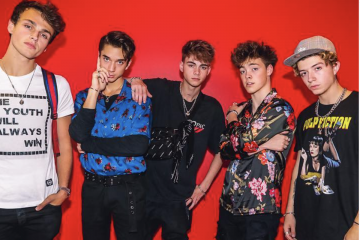 Why Don't We Celebrates Their First Certified Gold Single