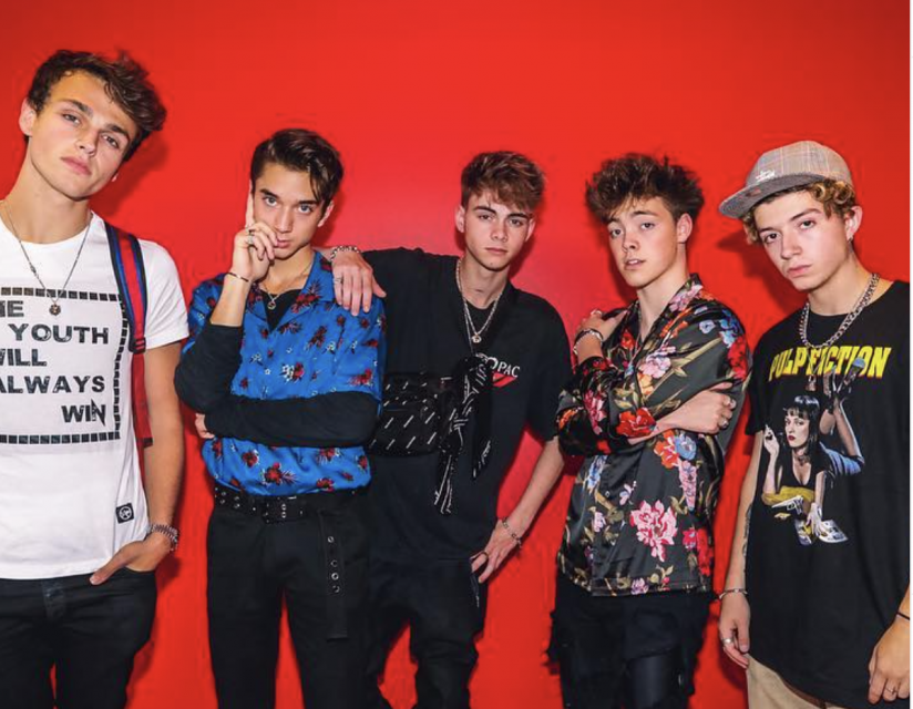 Which Why Don't We Guy Are You Crushing On?!