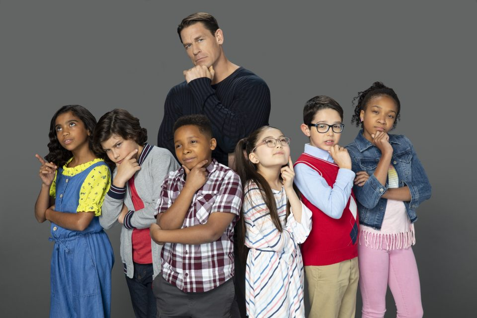 Exclusive: The Cast of Nickelodeon's 'Are You Smarter Than a 5th Grader' Shares Their Favorite On-Set Moments with John Cena