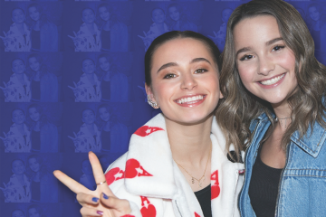 Exclusive: Annie LeBlanc and Sky Katz Reveal Their Favorite Line of Lyrics from Latest Collab 'Who You Are'