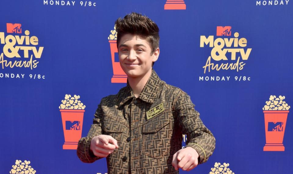 Asher Angel, Lana Condor & More Stun at the MTV Movie & TV Awards