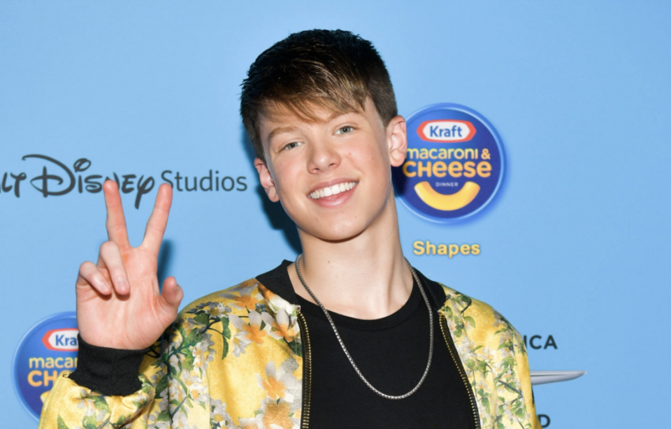 Carson Lueders Shares a Behind-the-Scenes Sneak Peek at His 'Silver Bracelet' Music Video