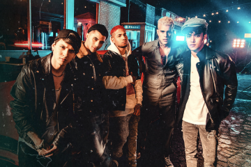 CNCO Announces Upcoming EP 'Que Quiénes Somos'