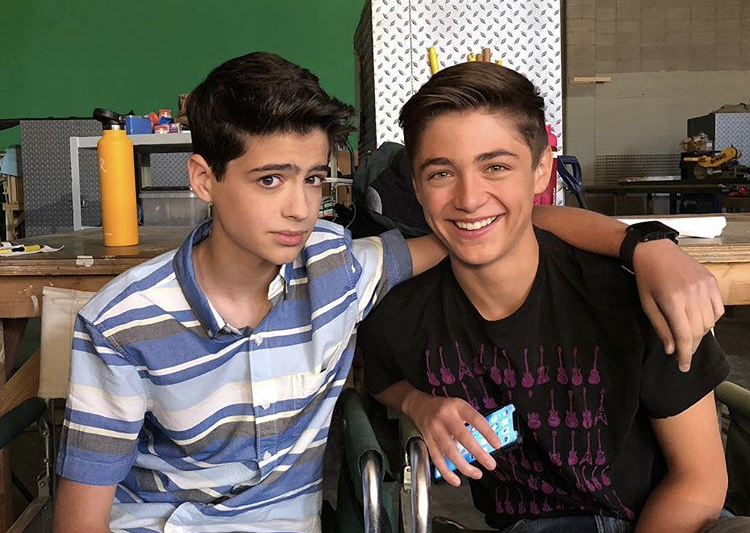 Exclusive: Joshua Rush Reveals the Surprising Thing He and Asher Angel Have in Common