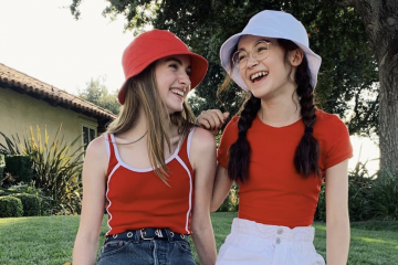 Anna Cathcart, Lauren Orlando & More Stars Celebrate 4th of July