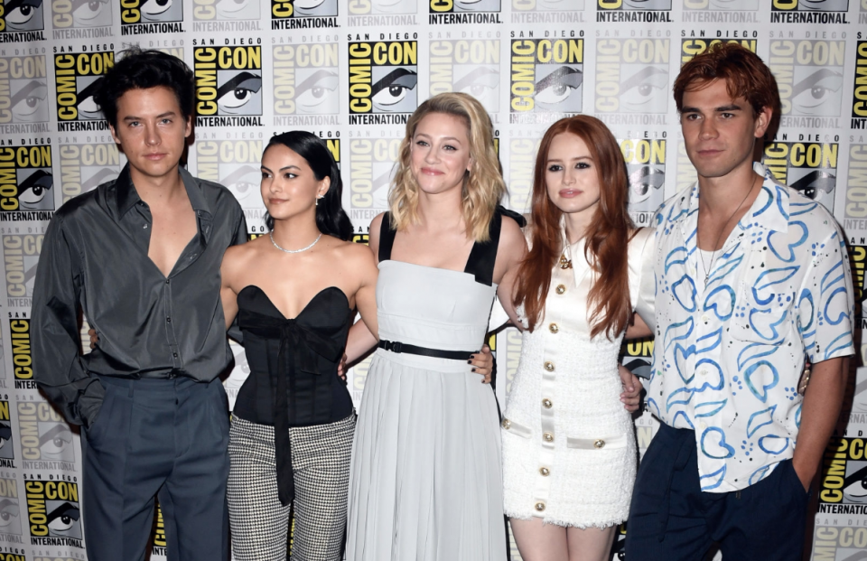 Pics: The Cast of 'Riverdale,' Asher Angel, China Anne McClain & More Attend San Diego Comic-Con