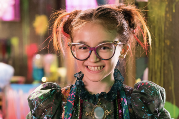 Exclusive: Anna Cathcart Gushes About Role Models Sofia Carson and China Anne McClain